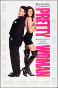 "Movie Posters:Romance, Pretty Woman & Other Lot (Touchstone, 1990). One Sheets (2)(27"" X 41"", 27.75"" X 39.75"") DS. Romance.. ... (Total: ..."