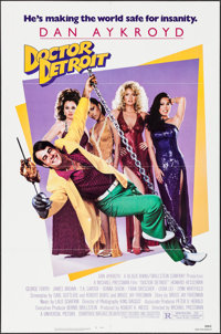 """Doctor Detroit & Other Lot (Universal, 1983). One Sheets (2) (27"""" X 41""""). Comedy. ... (Total: 2 Items)"""