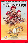 """Movie Posters:War, The Wild Geese & Others Lot (Allied Artists, 1978). One Sheets(4) (27"""" X 41""""). War.. ... (Total: 4 Items)"""