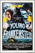 "Movie Posters:Comedy, Young Frankenstein (20th Century Fox, 1974). One Sheet (27"" X 41"")Style B. Comedy.. ..."