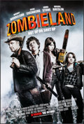 """Movie Posters:Horror, Zombieland (Columbia, 2009). One Sheets (2) (26.75"""" X 39.75"""") SSAdvance 2 Styles. Horror.. ... (Total: 2 Items)"""