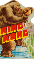 "Movie Posters:Horror, King Kong (RKO, 1933). Herald (Folded: 4"" X 7"", Unfolded: 7"" X16"").. ..."