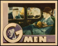 """Movie Posters:Crime, G-Men (First National, 1935). Lobby Card (11"""" X 14"""").. ..."""