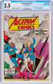 Action Comics #252 (DC, 1959) CGC GD+ 2.5 Cream to off-white pages
