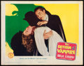 """Movie Posters:Horror, The Return of the Vampire (Columbia, 1943). Lobby Card (11"""" X14"""").. ..."""