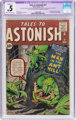 Tales to Astonish #27 (Marvel, 1962) CGC Apparent PR 0.5 Slight (C-1) Cream to off-white pages