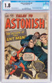 Tales to Astonish #35 (Marvel, 1962) CGC GD- 1.8 Cream to off-white pages