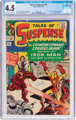 Tales of Suspense #52 (Marvel, 1964) CGC VG+ 4.5 Off-white to white pages
