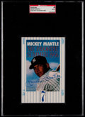 Autographs:Post Cards, Signed Mickey Mantle Postcard SGC Authentic....