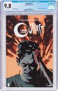Modern Age (1980-Present):Horror, Outcast #1 (Image, 2014) CGC NM/MT 9.8 White pages....