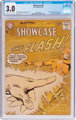 Showcase #8 The Flash (DC, 1957) CGC GD/VG 3.0 Cream to off-white pages