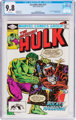 The Incredible Hulk #271 (Marvel, 1982) CGC NM/MT 9.8 White pages