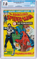 The Amazing Spider-Man #129 (Marvel, 1974) CGC FN/VF 7.0 Off-white to white pages
