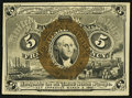 Fractional Currency:Second Issue, Fr. 1234 5¢ Second Issue Choice New.. ...