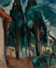Achille Emile Othon Friesz (French, 1879-1949) Paysage Oil on canvas 18 x 15 inches (45.7 x 38.1 cm) Signed lower ri...