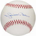 Autographs:Baseballs, Mariano Rivera Single Signed Baseball....