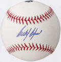 Autographs:Baseballs, Carlos Delgado Single Signed Baseball, PSA/DNA Mint+ 9.5. ...