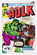 Modern Age (1980-Present):Superhero, The Incredible Hulk #271 (Marvel, 1982) Condition: VF+....