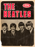 Music Memorabilia:Posters, Beatles EMI Promotional Poster (UK, 1964)....