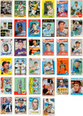 Baseball Collectibles:Others, 1960's-90's Baseball Card Signed Collection with Approximately2,150 Total With Many Hall of Famers....