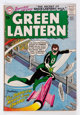 Green Lantern #4 (DC, 1961) Condition: VG+