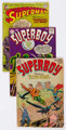 Superman-Related Group of 6 (DC, 1950s-60s) Condition: GD+.... (Total: 6 Comic Books)