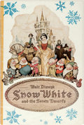 """Movie Posters:Animation, Snow White and the Seven Dwarfs (RKO, 1937). Pressbook (46 Pages, 12.25"""" X 18"""").. ..."""