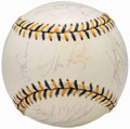 Autographs:Baseballs, 1994 National League All-Star Team Signed Baseball (20 Signatures)....