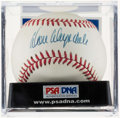 Autographs:Baseballs, Don Drysdale Single Signed Baseball, PSA/DNA NM+ 7.5. ...