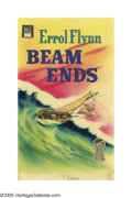 Illustration:Books, Attributed to GERALD GREGG (American b.1907) . Beam Ends,1947 . Airbrushed watercolor on paper . 14in. x 9in. . Not sig...(Total: 2 Items)