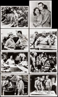 """Movie Posters:War, The Gallant Hours (United Artists, 1960). Photos (22) (8"""" X 10"""").War.. ... (Total: 22 Items)"""
