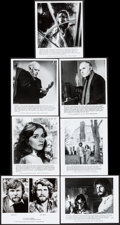 """Movie Posters:Horror, The Amityville Horror & Others Lot (American International, 1979). Photos (13) (8"""" X 10"""") & Mini Lobby Card Sets of 8 (2 Set... (Total: 29 Items)"""