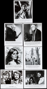 "The Amityville Horror & Others Lot (American International, 1979). Photos (13) (8"" X 10"") & Mini Lobby..."