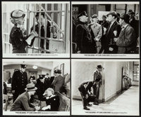 """Front Page Woman (Warner Brothers, 1935). Photos (4) (8"""" X 12""""). Drama. ... (Total: 4 Items)"""