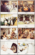 """Movie Posters:Science Fiction, Westworld (MGM, 1973). Lobby Card Set of 8 (11"""" X 14""""). ScienceFiction.. ... (Total: 8 Items)"""