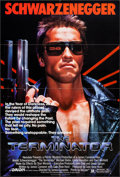 "Movie Posters:Science Fiction, The Terminator (Orion, 1984). One Sheet (27"" X 41""). ScienceFiction.. ..."