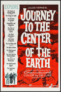 """Movie Posters:Science Fiction, Journey to the Center of the Earth (20th Century Fox, 1959).Promotional Poster (12.25"""" X 18.5""""). DS. Science Fiction.. ..."""