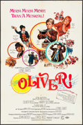 "Movie Posters:Academy Award Winners, Oliver! (Columbia, 1968). One Sheet (27"" X 41""). Pre-Academy Award Style. Musical.. ..."