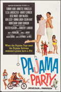 "Movie Posters:Comedy, Pajama Party & Others Lot (American International, 1964). One Sheets (3) (27"" X 41""). Comedy.. ... (Total: 3 Items)"