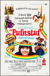 "Pufnstuf (Universal, 1970). One Sheet (27"" X 41""). Fantasy"