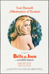 "Belle de Jour (Allied Artists, 1967). One Sheet (27"" X 41""). Foreign"