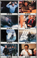 """Movie Posters:Thriller, The Fugitive & Other Lot (Warner Brothers, 1993). Mini Lobby Card Sets of 8 (2 Sets) (8"""" X 10""""). Thriller.. ... (Total: 16 Items)"""