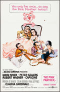"Movie Posters:Comedy, The Pink Panther (United Artists, 1964). One Sheet (27"" X 41"").Comedy.. ..."