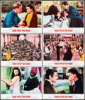 "Movie Posters:Academy Award Winners, Gone with the Wind (MGM, R-1968/R-1974). Lobby Cards (9) (11"" X14""). Academy Award Winners.. ... (Total: 9 Items)"