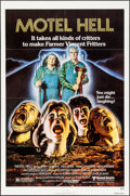 "Movie Posters:Horror, Motel Hell (United Artists, 1980). One Sheet (27"" X 41""). Horror.. ..."