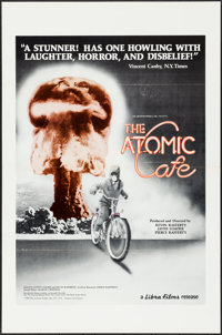 "The Atomic Cafe (Libra Films, 1982). Identical Flat Folded One Sheets (10) (27"" X 41""). Documentary. ... (Tota..."