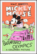 """Movie Posters:Animation, Barnyard Olympics (Circle Fine Art, R-1980s). Identical Fine Art Serigraphs (5) (21"""" X 30.75""""). Animation.. ... (Total: 5 Items)"""