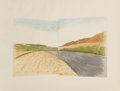 Fine Art - Work on Paper:Print, Skinner (20th Century). To Columbia, n.d.. Etching in colors on paper. 14-3/4 x 21 inches (37.5 x 53.3 cm) (image). 22-1...