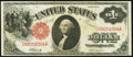 Large Size:Legal Tender Notes, Fr. 37 $1 1917 Legal Tender Very Fine.. ...