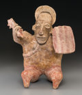 Pre-Columbian:Ceramics, A Jalisco Warrior...